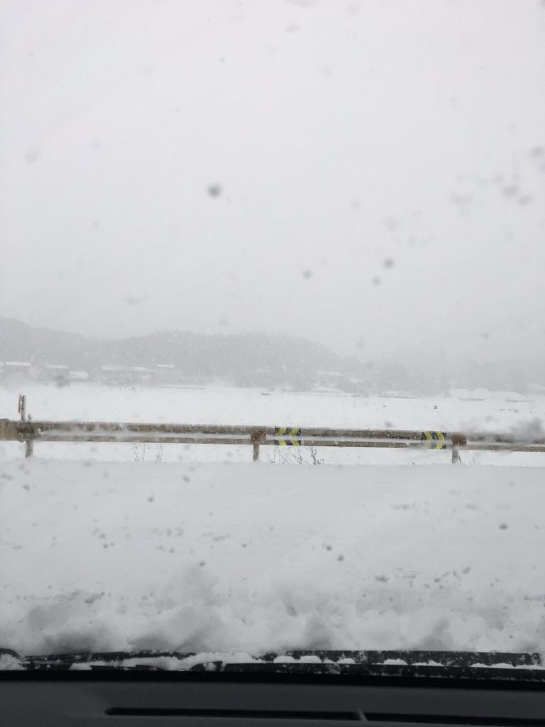 福岡 大雪